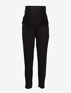Trousers MOM Jasmine - BLACK
