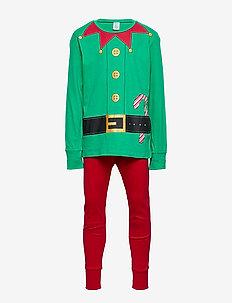 Pajama SK Elf - zestawy - green