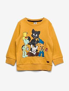 Sweater Bamse - DK YELLOW