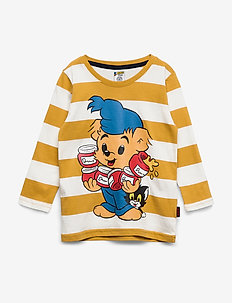Top LS Bamse honey jars - DK YELLOW