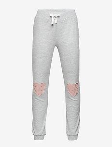Trousers Cosy - LIGHT GREY MELANGE