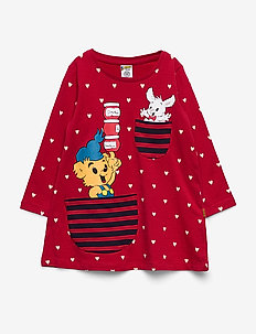 Top Bamse P10 - RED