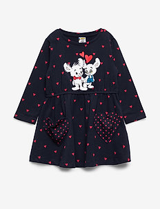 Dress Bamse P10 - NAVY