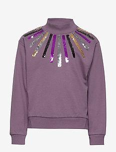 Sweater Disco - DK DUSTY LILAC