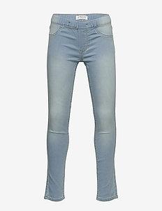 Trousers denim basic - jeans - washed denim
