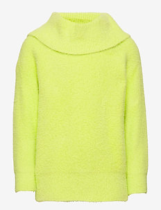 Sweater Thea - knitwear - lime