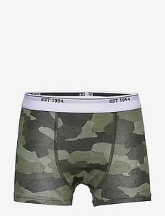Boxer BB trad camo - onderstukken - khaki