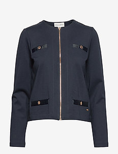 Indoor jacket Effie - casual blazers - dark navy