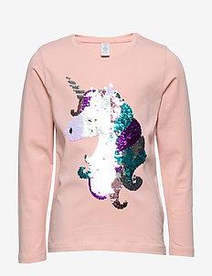 Top unicorn - LIGHT PINK