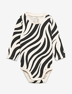 Body Zebra - LIGHT BEIGE