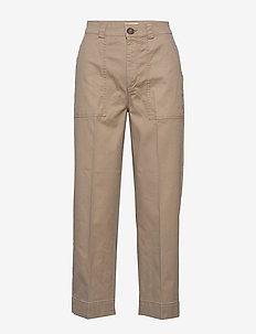 Trousers Lisen - chinos - beige