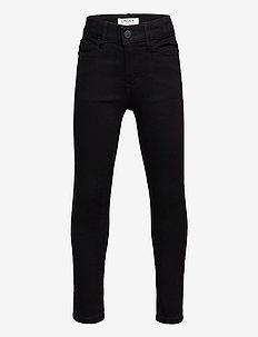 Trousers denim Selma black sli - jeans - black