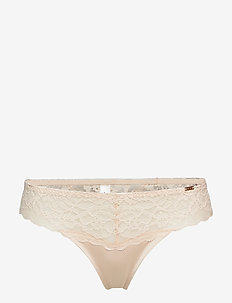 Brief Colin Thong Low fashion - stringit - light beige