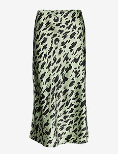 Skirt Medea Printed - BLACK