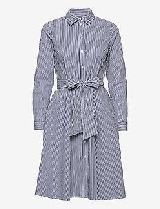 Dress Marie - shirt dresses - dark blue