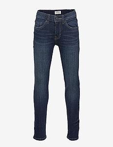 Trousers Denim Narrow Tom - jeans - dark denim