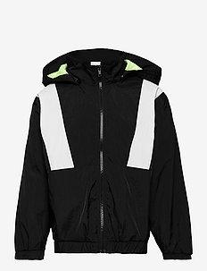 Jacket indoor tracksuit - sweatshirts - black
