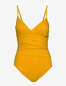Swim suit  Margot Swimsuit - stroje kąpielow - yellow