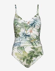 Swim suit  Emma - stroje kąpielow - off white