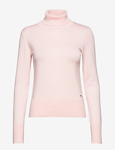Polo Taylor - golfy - lt pink
