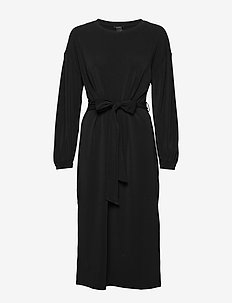 Dress Lisa - robes midi - black