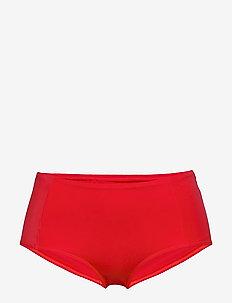 Brief  Linda Classic Midi - doły strojów kąpielowych - strong red