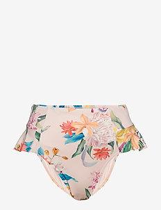 Brief  Paula Bikini High Waist - doły strojów kąpielowych - light dusty pink
