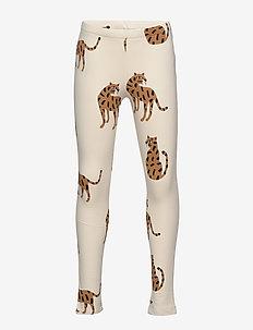 Leggings Tiger AOP - lt beige