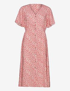 Dress Dallas - maxi sukienki - red