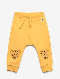 Trousers Frans Leo - DARK DUSTY YELLOW