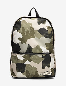 Backpack cammo - DARK GREEN