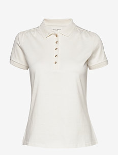 Top Fredrike - basic t-shirts - off white