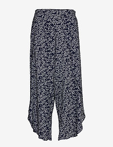 Beach trousers  Ditsy - overige badmode - navy