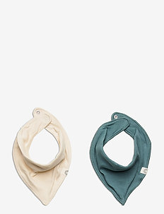 Scarf 2 pack rib - accessories - dusty turquoise