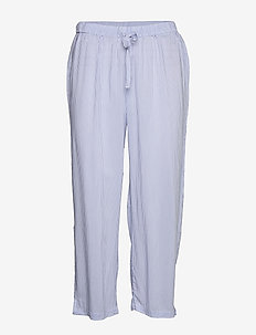 Night Trousers Frenchy - doły - blue
