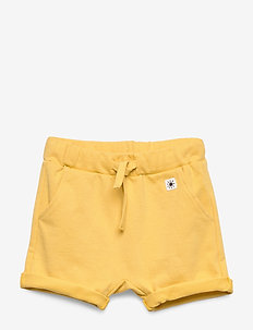 Shorts - shorts - dark dusty yellow