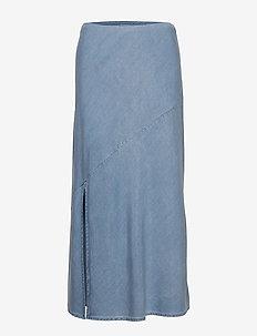 Skirt Claire - maxi skirts - denim