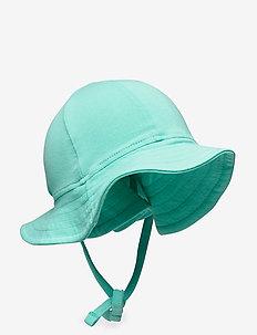 Headgear - chapeau de soleil - aqua