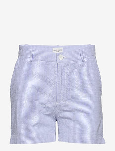 Shorts Kleo Stripe - chino shorts - chambray blue