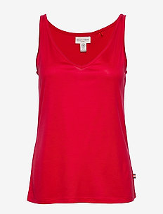 Top Kelly - hihattomat topit - red