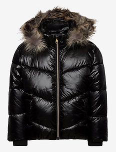 Jacket Tessa - gewatteerde jassen - black