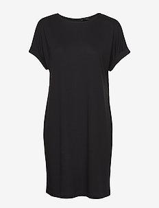 Dress Hilma - lyhyet mekot - black