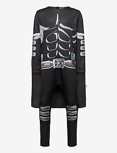 Pajama SK muscle suit  Dark He - sett - black