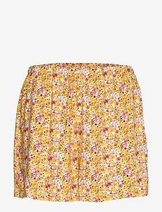 Night Shorts Fia - shortsit - yellow