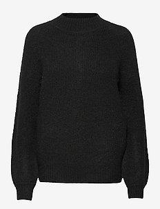 Sweater Linnea - jumpers - black