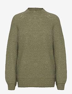 Sweater Linnea - jumpers - dusty green