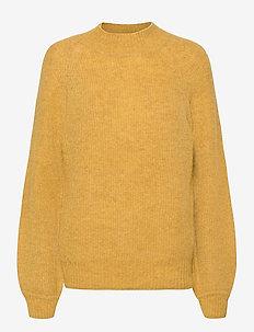 Sweater Linnea - swetry - light yellow