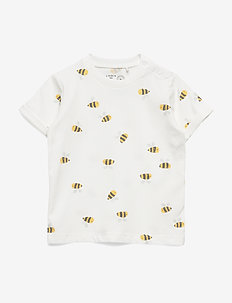 Top bumblebee - À manches courtes - light dusty white