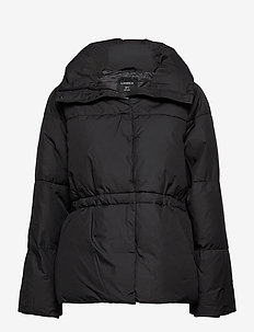 Jacket Pella padded - dun- & vadderade jackor - black