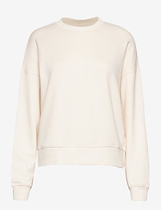 Sweatshirt Julianna - svetarit - dusty white